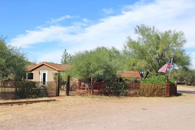 5080 W Arivaca Road, Amado, AZ 85645 (#21928981) :: Long Realty - The Vallee Gold Team