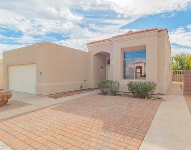 2665 W Camino Del Sitio, Tucson, AZ 85742 (#21928995) :: Long Realty Company