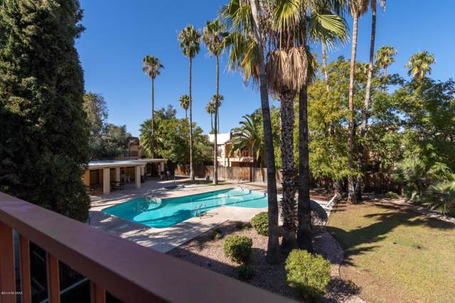 1347 E Fort Lowell Road D, Tucson, AZ 85719 (#21928999) :: Long Realty - The Vallee Gold Team