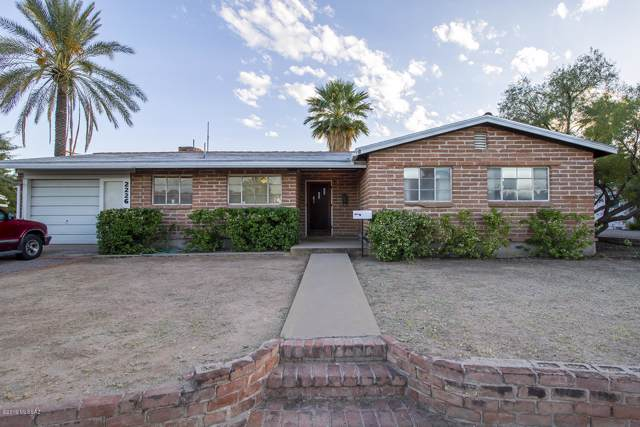2226 E Water Street, Tucson, AZ 85719 (#21929006) :: Long Realty - The Vallee Gold Team