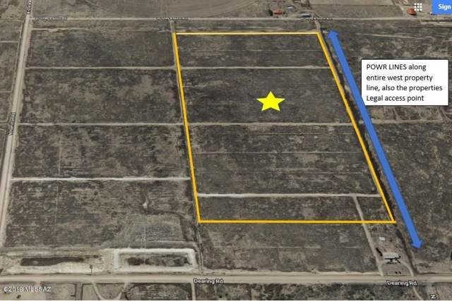 29 acres W Dearing Road, Willcox, AZ 85643 (#21929015) :: The Local Real Estate Group | Realty Executives