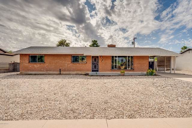 5542 E Water Street, Tucson, AZ 85712 (#21929027) :: Long Realty - The Vallee Gold Team