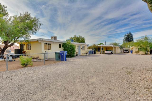 3315 N Euclid Avenue, Tucson, AZ 85719 (#21929032) :: Long Realty - The Vallee Gold Team
