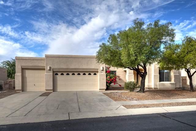 11681 N Pyramid Point Drive, Tucson, AZ 85737 (#21929062) :: Long Realty Company