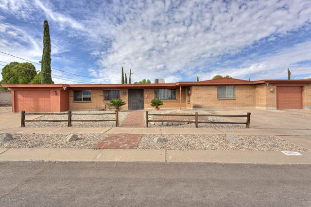 915 N Bedford Drive, Tucson, AZ 85710 (#21929067) :: Long Realty - The Vallee Gold Team