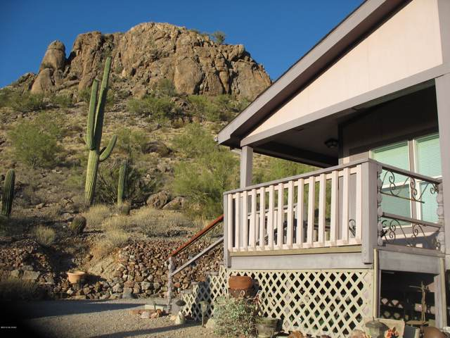 10100 W Sunset Valley Trail, Tucson, AZ 85743 (#21929068) :: Long Realty - The Vallee Gold Team