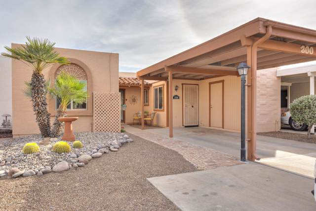 300 N Calle Del Lago, Green Valley, AZ 85614 (#21929079) :: Gateway Partners | Realty Executives Tucson Elite