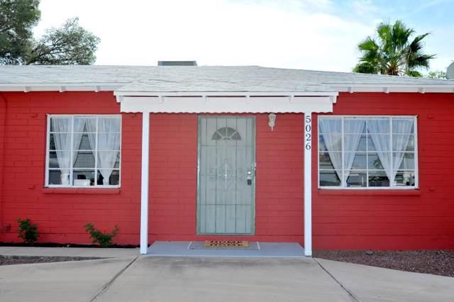 5026 E 17th Street, Tucson, AZ 85711 (#21929099) :: Long Realty - The Vallee Gold Team