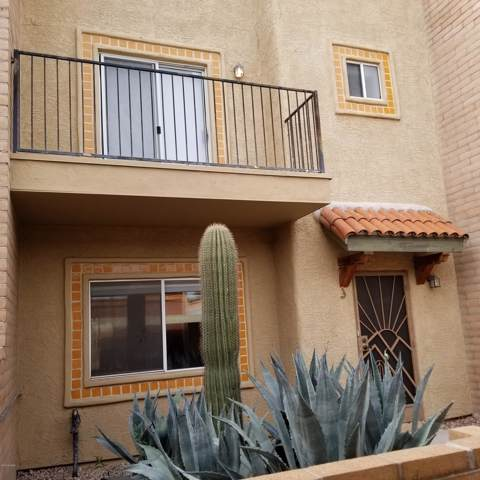 3524 S Mission Road #4, Tucson, AZ 85713 (#21929105) :: Long Realty - The Vallee Gold Team