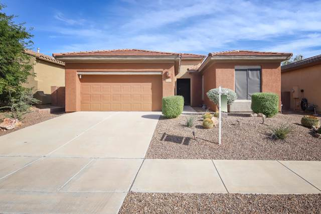 12556 N New Reflection Drive, Marana, AZ 85658 (#21929110) :: Long Realty - The Vallee Gold Team