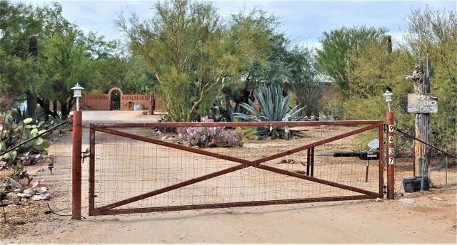 9437 N Camino Del Fierro, Tucson, AZ 85742 (#21929134) :: Long Realty Company