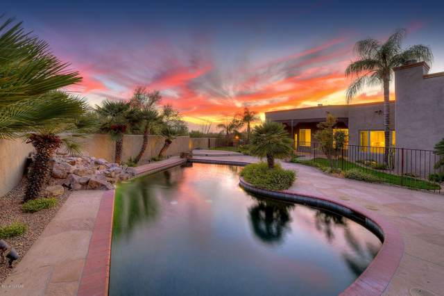 6382 N Camino Miraval, Tucson, AZ 85718 (#21929139) :: Realty Executives Tucson Elite