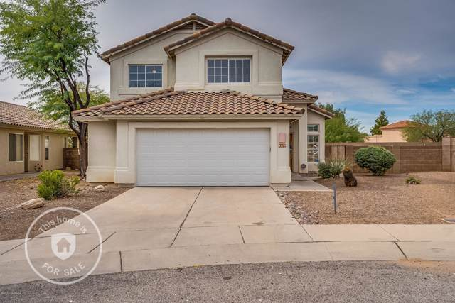 9179 N Ironwood Bluffs Lane, Tucson, AZ 85742 (#21929148) :: Long Realty Company