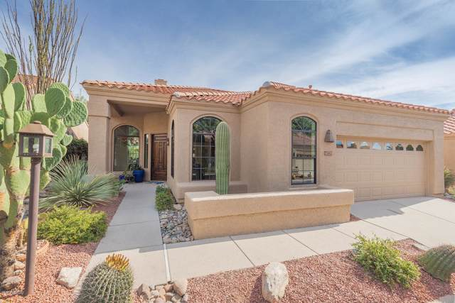 6020 N Coatimundi Drive, Tucson, AZ 85750 (#21929149) :: Long Realty Company