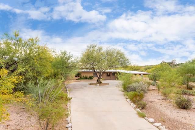 10206 E Placita Cresta Feliz, Tucson, AZ 85749 (#21929161) :: Long Realty - The Vallee Gold Team