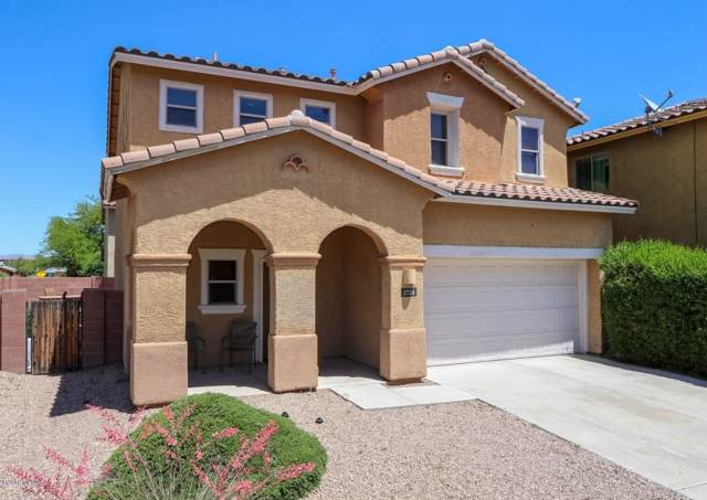 1724 W Green Thicket Way, Tucson, AZ 85704 (#21929177) :: Long Realty - The Vallee Gold Team