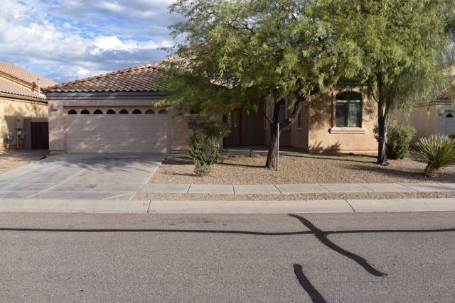 6992 W Fall Garden Way, Tucson, AZ 85757 (#21929181) :: Long Realty - The Vallee Gold Team