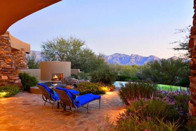 14123 N Hohokam Village Place, Oro Valley, AZ 85755 (#21929205) :: Long Realty - The Vallee Gold Team