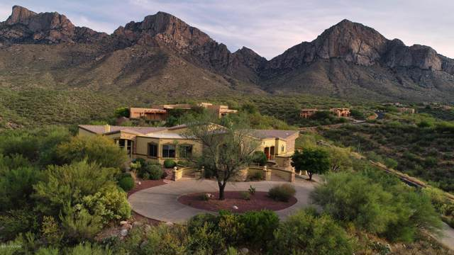 10310 N Cliff Dweller Place, Oro Valley, AZ 85737 (#21929209) :: Long Realty Company