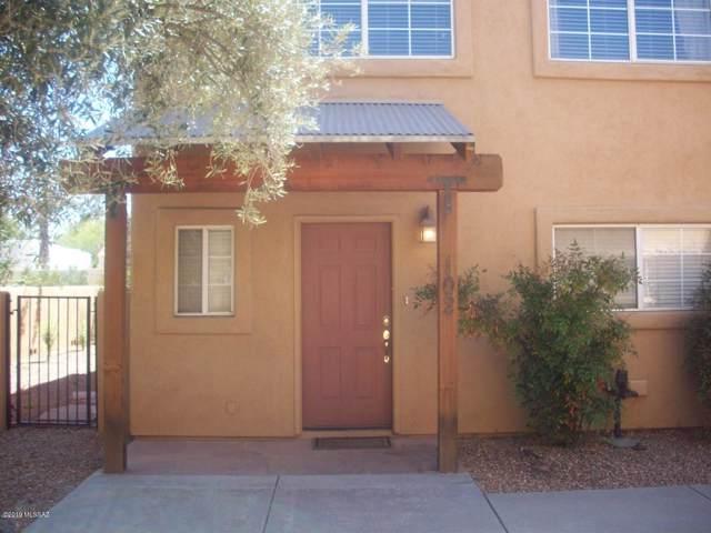 500 N Forgeus Avenue, Tucson, AZ 85716 (#21929219) :: The Local Real Estate Group | Realty Executives