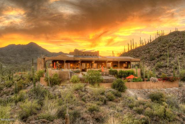 6270 W Bucking Bronco Place, Tucson, AZ 85745 (#21929230) :: Long Realty - The Vallee Gold Team