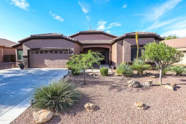 12495 N Stone Ring Drive, Marana, AZ 85653 (#21929288) :: Long Realty Company
