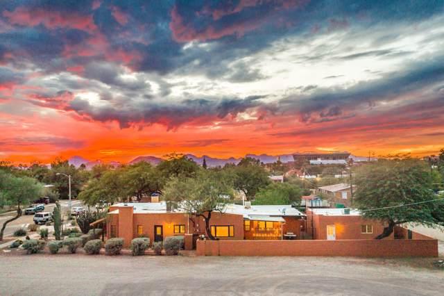 2333 E 7Th Street, Tucson, AZ 85719 (#21929289) :: Long Realty Company