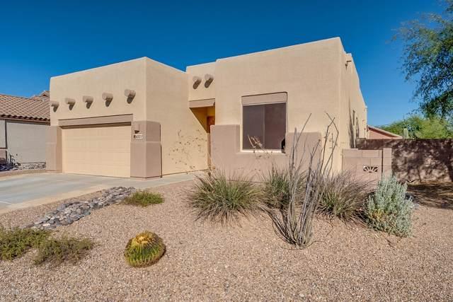 8221 N Sombrero Point Drive, Tucson, AZ 85743 (#21929291) :: Long Realty Company