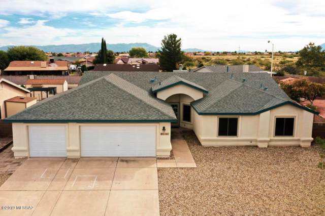 3156 Mountain Ridge Drive, Sierra Vista, AZ 85650 (#21929296) :: The Josh Berkley Team