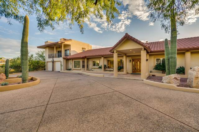 4661 N Paseo De Los Rancheros, Tucson, AZ 85745 (#21929318) :: Long Realty - The Vallee Gold Team