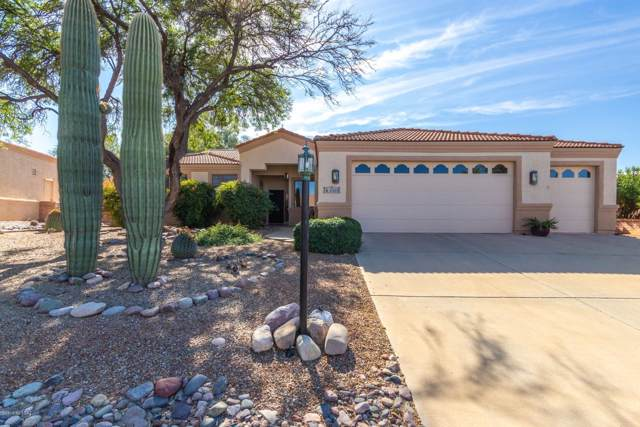1910 E Rock Wren Road, Green Valley, AZ 85614 (#21929325) :: Long Realty - The Vallee Gold Team