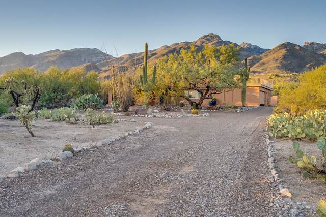 6010 N Via Tres Patos, Tucson, AZ 85718 (#21929352) :: Long Realty - The Vallee Gold Team