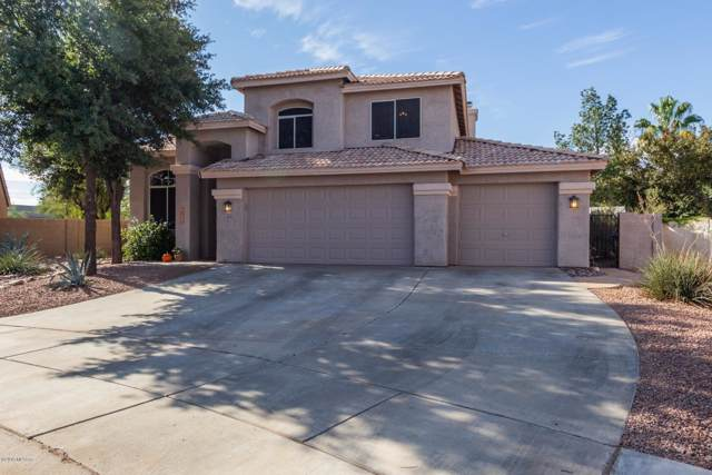 8157 N Torrey Place, Marana, AZ 85743 (#21929359) :: Long Realty - The Vallee Gold Team