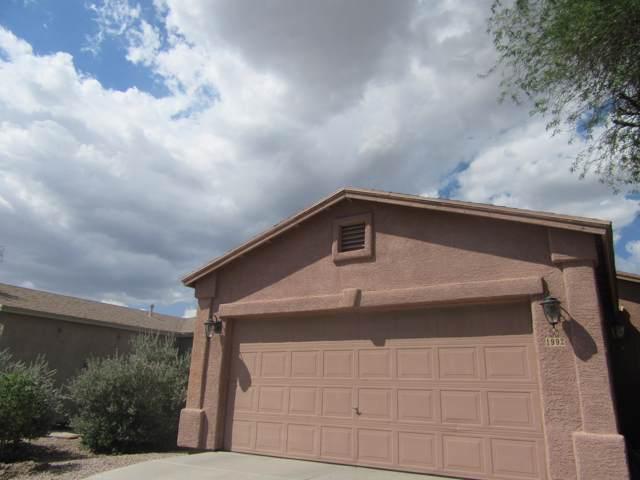 1992 W Bellagio Drive, Tucson, AZ 85746 (#21929363) :: Long Realty Company