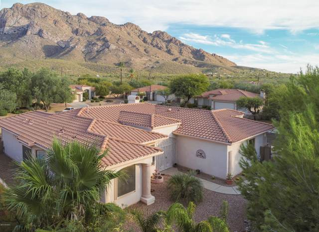 101 E Golden Sun Place, Oro Valley, AZ 85737 (#21929373) :: Long Realty - The Vallee Gold Team