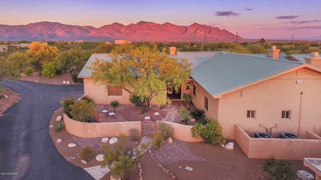 12151 N Camino Del Plata, Oro Valley, AZ 85755 (#21929383) :: Long Realty Company