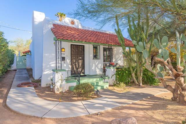 730 N Norton Avenue, Tucson, AZ 85719 (#21929388) :: The Local Real Estate Group | Realty Executives