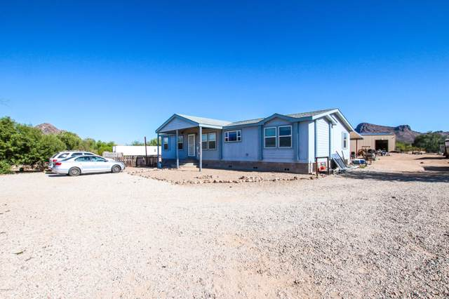 7340 N Mars Place, Tucson, AZ 85743 (#21929408) :: Long Realty - The Vallee Gold Team
