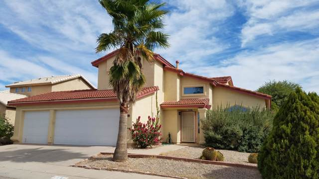 9262 N Golden Finch Avenue, Tucson, AZ 85742 (#21929415) :: Long Realty - The Vallee Gold Team