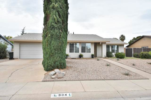 904 Via Cabrillo, Sierra Vista, AZ 85635 (#21929437) :: The Josh Berkley Team