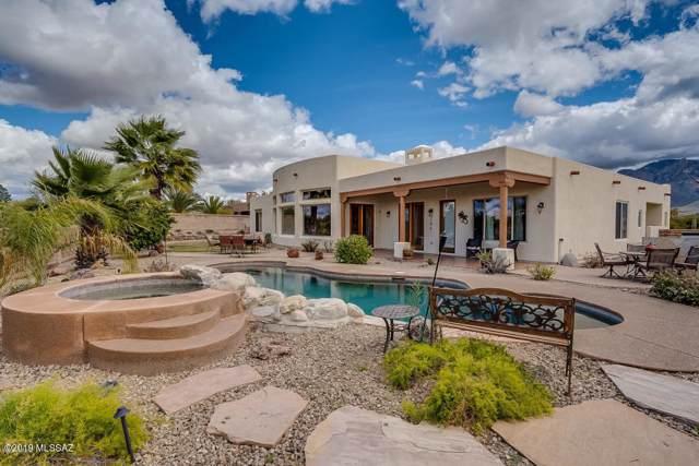 11157 N Pusch Ridge Vistas Drive, Oro Valley, AZ 85737 (#21929462) :: Realty Executives Tucson Elite