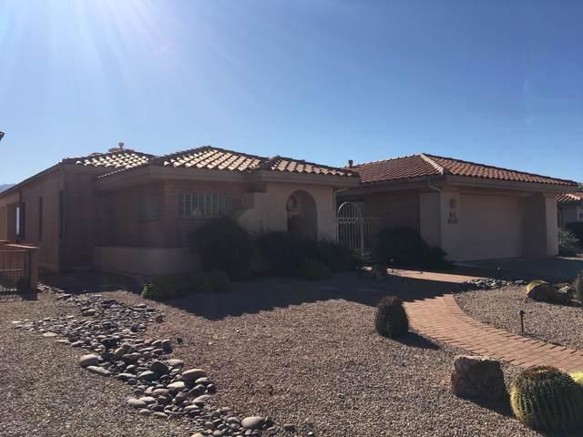 4269 S Via De Febrero, Green Valley, AZ 85622 (#21929464) :: Realty Executives Tucson Elite