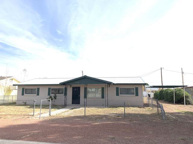455 S Cochise Avenue, Willcox, AZ 85643 (#21929513) :: Long Realty - The Vallee Gold Team