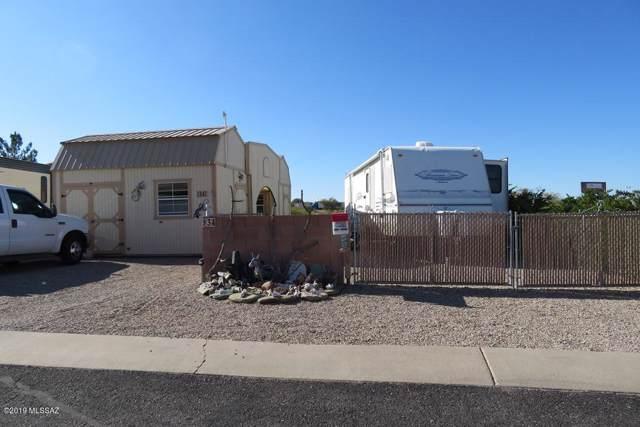 1915 W Casa Del Rio Drive, Benson, AZ 85602 (#21929515) :: Tucson Property Executives