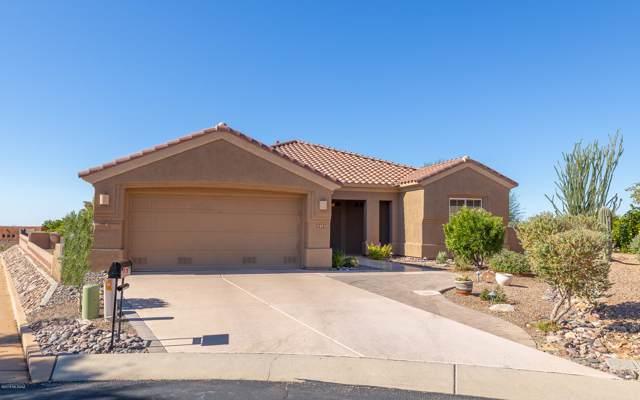 5375 W Eagle Gulch Court, Marana, AZ 85658 (#21929516) :: Realty Executives Tucson Elite