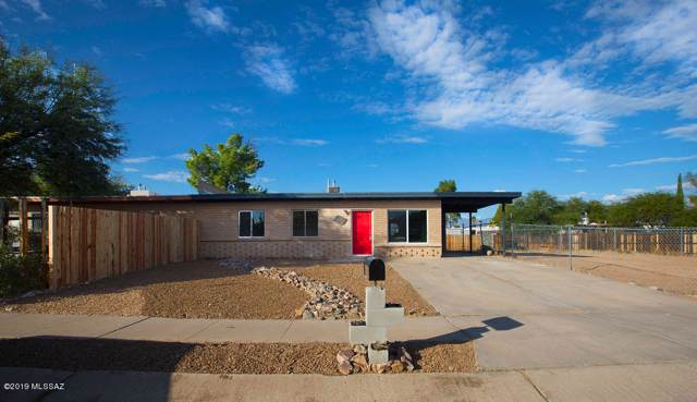 7115 E Seattle Drive, Tucson, AZ 85730 (#21929529) :: eXp Realty