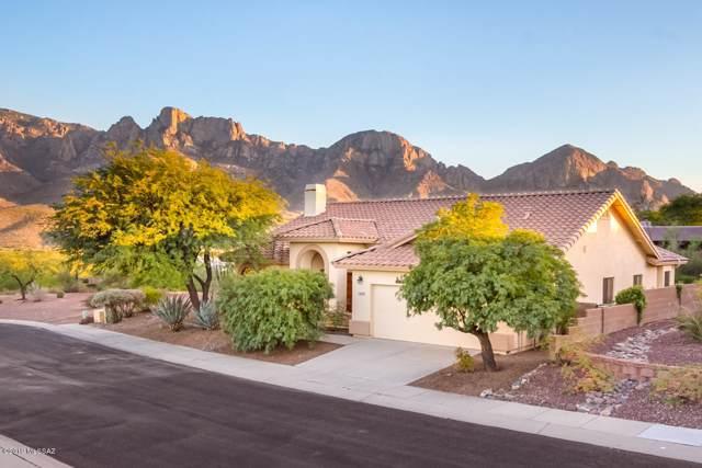 1848 E Terrestrial Place, Oro Valley, AZ 85737 (#21929536) :: Realty Executives Tucson Elite