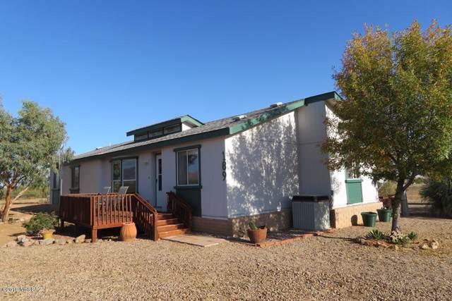 189 W Papago Way, Cochise, AZ 85606 (#21929538) :: Tucson Property Executives