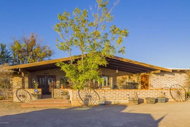 10915 E Pinal Vista, Tucson, AZ 85730 (#21929540) :: The Josh Berkley Team