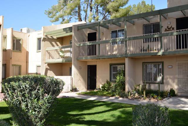 842 S Langley Avenue #207, Tucson, AZ 85710 (#21929541) :: Long Realty - The Vallee Gold Team